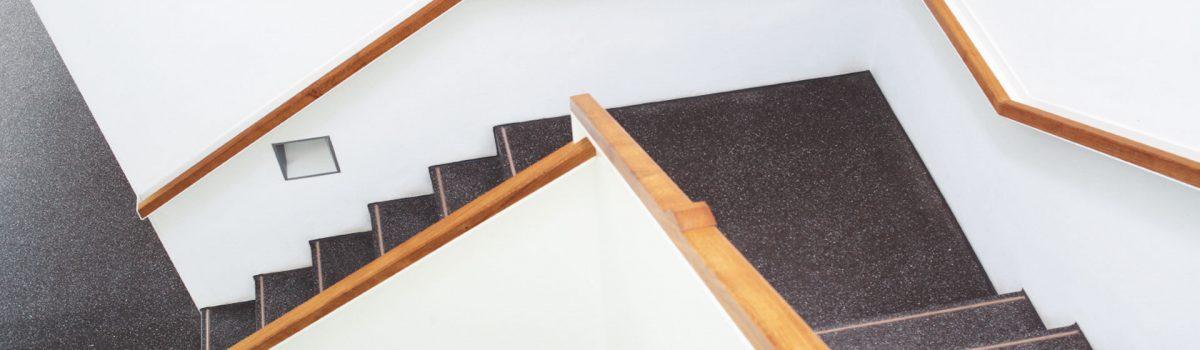 HOFMEISTER TERRAZZO: Eigener Gussasphalt mit fertiger Oberfläche